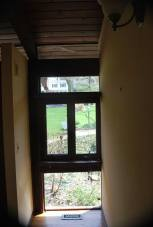 Front hall window