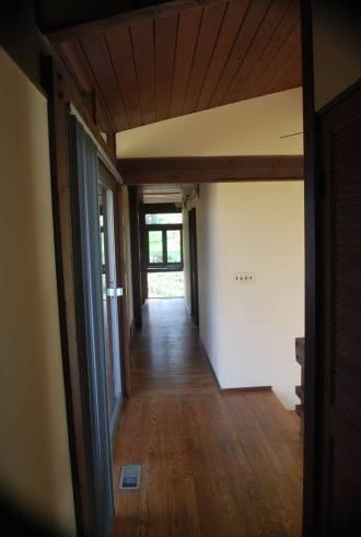 1st floor hallway from master