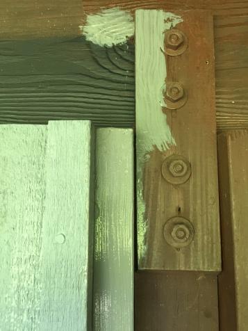 Color Testing Detail